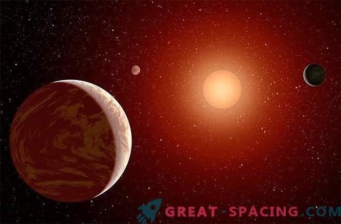 SETI: Czy kosmita zadzwoni z domu na czerwonym karle?