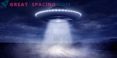 Kas UFO peidab USA mereväe lennuettevõtja pardal?