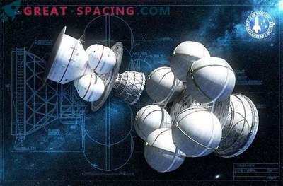 """Międzygwiezdny statek """"Ikar"""": wizja naszej przyszłości w podboju gwiazd"""