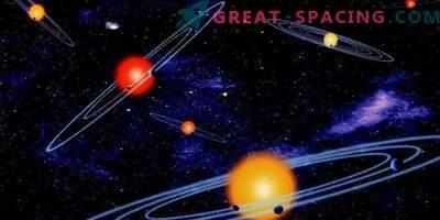 Komeedid on väljaspool Päikesesüsteemi