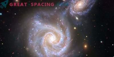 Uno scontro nel passato ha cambiato la Via Lattea