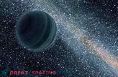 Rozpoczęło się polowanie na nieuczciwe planety: zdjęcie