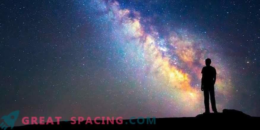 Galaxie wiegen: Neue Daten zur Masse der Milchstraße