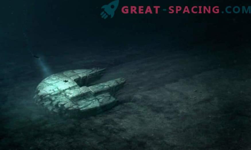 Nenavaden predmet na dnu Baltskega morja. Mnenje ufologov