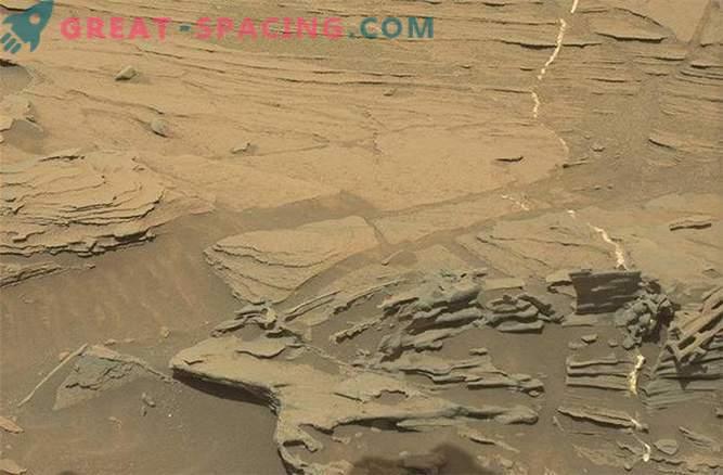 """Ciekawość odkryła """"latającą łyżkę"""" na Marsie"""