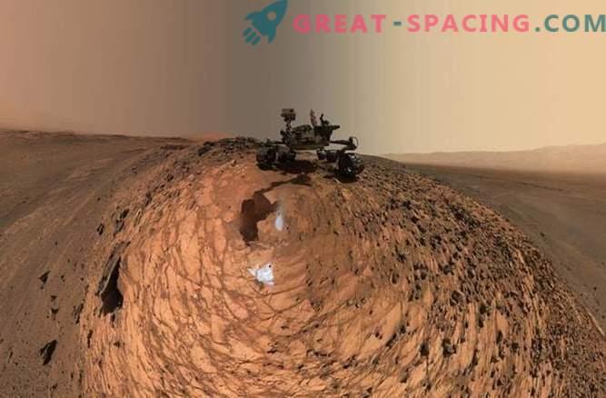Mars jest prawdopodobnie bardzo zimny na całe życie.