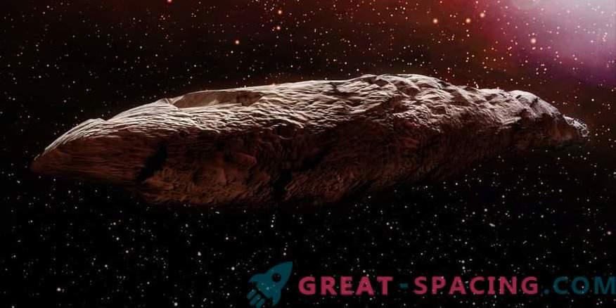 Не разглеждай 1I / Oumuamua специален гост