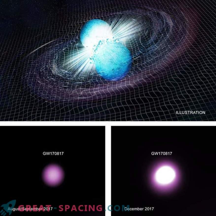 Zdarzenie fali grawitacyjnej może wskazywać na powstanie czarnej dziury
