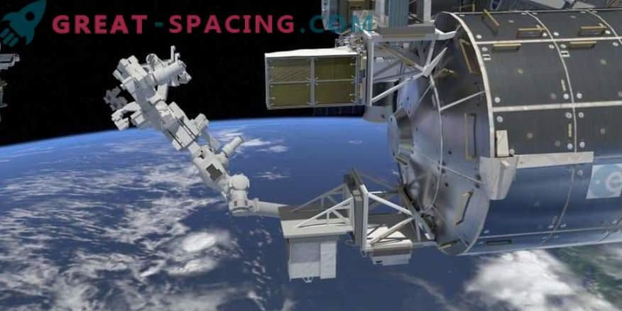 Czujnik jest zainstalowany na ISS do monitorowania zanieczyszczeń orbitalnych