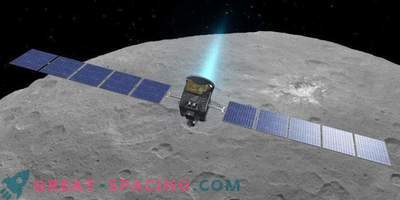 Dawn's Mission Expands on Ceres