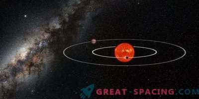 Wissenschaftler beobachten die mögliche Geburt eines Planetensystems