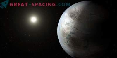 Der Kepler-296 e Exoplanet ist zu 85% erdähnlich.