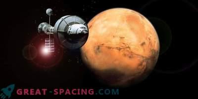 Let na Mars - enosmerna vozovnica