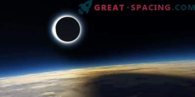 Začne se sezona Moon eclipse za SDO