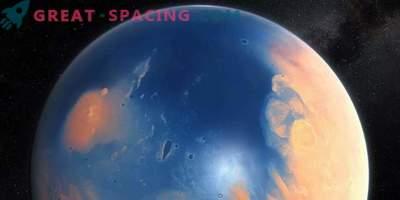 Kui viimane vesi Marsil kadus. Uued andmed