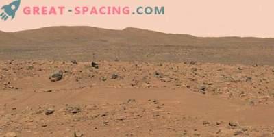 Prašne nevihte so povezane s uhajanjem plina iz marsovskega ozračja