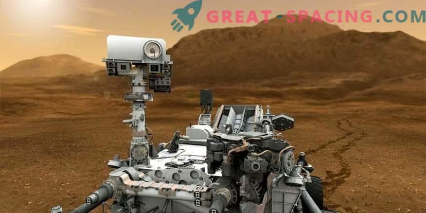 Mars hade tillräckligt med syre för att upprätthålla livet