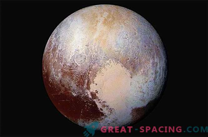 Fotos von Pluto zeigen die komplexe Geologie des Zwergplaneten