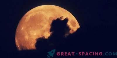 Quando è apparsa la prima foto della luna