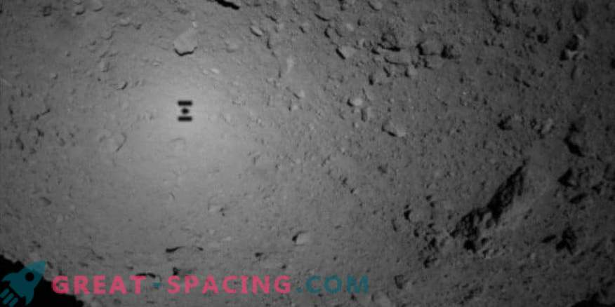 Jak było lądowanie? Asteroida Ryugu chroniła dwa japońskie roboty