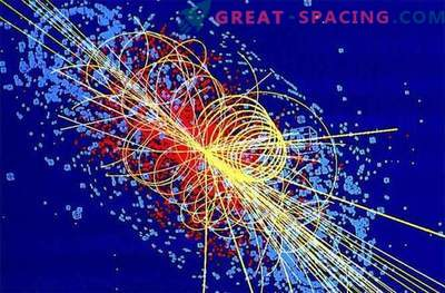 Bozony Higgsa mogą rozpaść się w ciemną materię