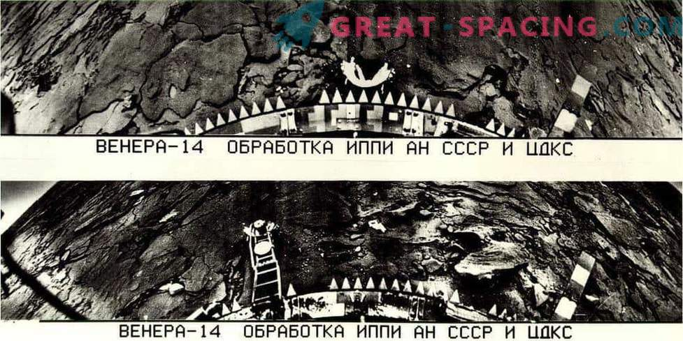 Hazaña soviética: el primer aterrizaje de una nave espacial en Venus