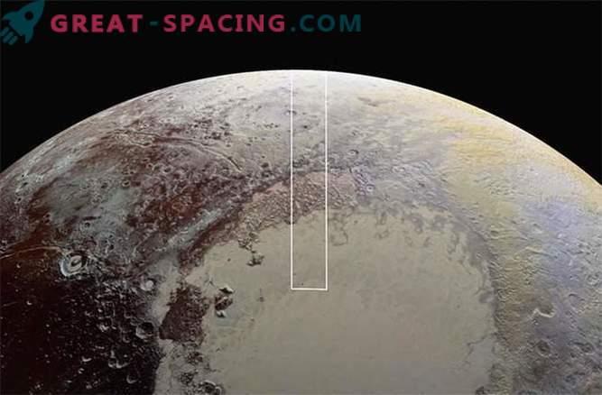 Zanurz się w niesamowitym krajobrazie Plutona