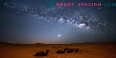Kaj je eno galaktično leto?