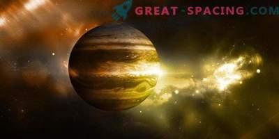 Le condizioni di vita possono essere nascoste all'interno di Giove