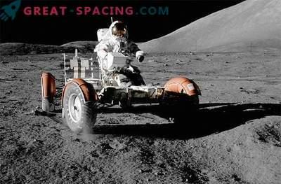 Vir vode na Luni je sonce, ne kometi