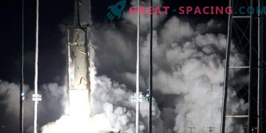 Zwei Starts mit Nutzlast werden an die ISS gesendet.