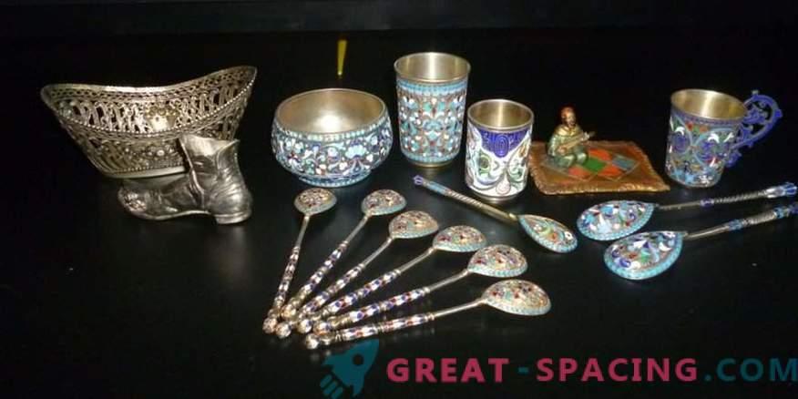 Kauf von Silber