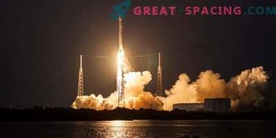 SpaceX uruchamia rakietę i statek kosmiczny