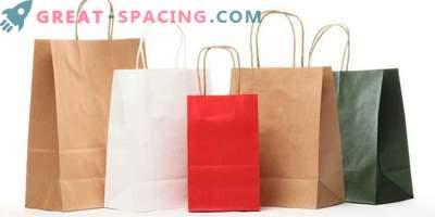 Основните приложения на Kraft пакети за опаковане