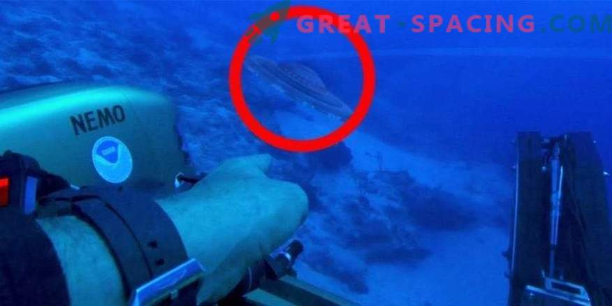 ¿Una nave alienígena cayó en la trampa del Triángulo de las Bermudas?