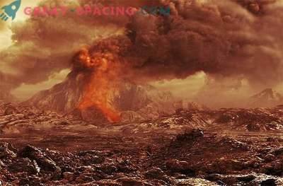 Veenusel olevad vulkaanid võivad olla elus