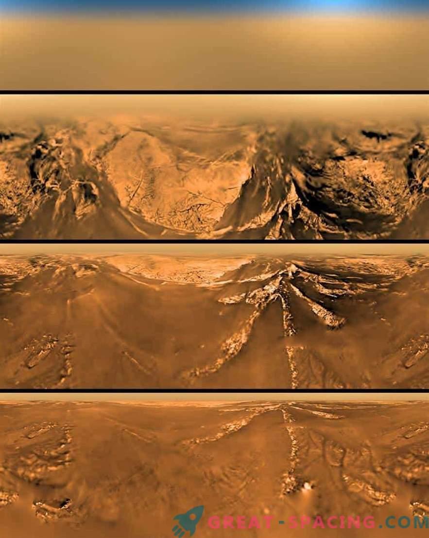 Erste Landung auf Titan: Was die Huygens-Sonde sah
