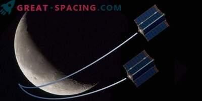 NASA bada wodę na Księżycu.
