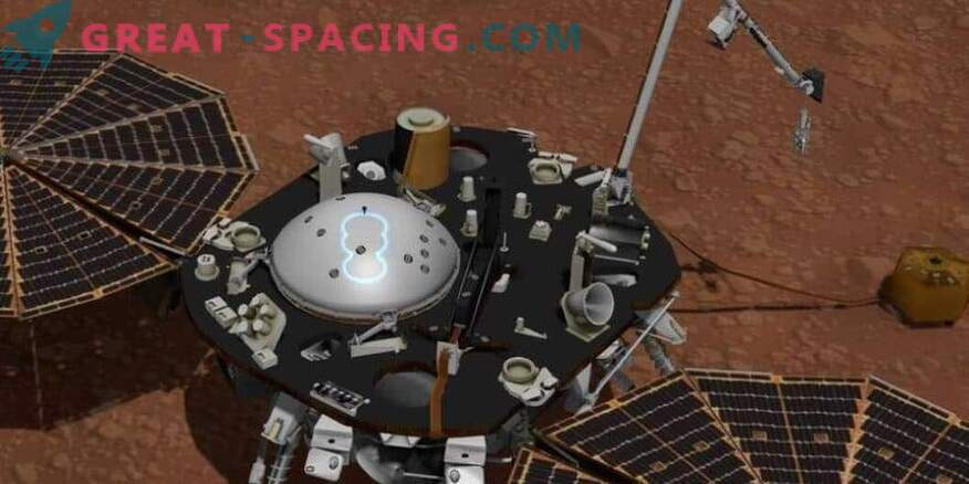 InSight NASA examina el clima marciano