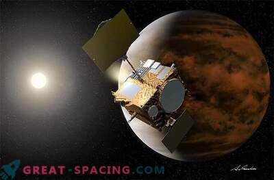 La sonda japonesa rescatada recibió otra oportunidad para investigar en la órbita de Venus